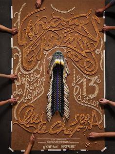 --CONCOURS GRAFIKA-- : Karim Charlebois-Zariffa #design #graphic