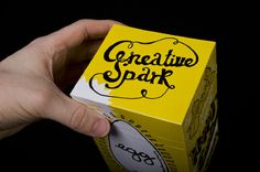Easter Egg Box Mark Adamson MISTD – Graphic Design #made #lettering #hand #typography