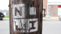 NOLI #Logo #SprayPaint