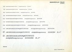 Daily Type Specimen