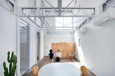 Renovation in Shizuoka by Shuhei Goto Architects