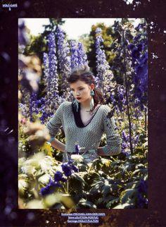 Nimphe #styling #photography #art #fashion #editorial #flowers