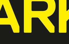 Peter Clarke Photography #yellow #bold #black #clean #typography