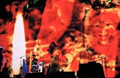 cocorosie | Flickr - Photo Sharing! #music #projection #concert #cocorosie