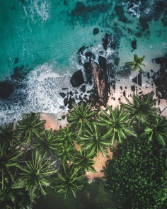 Sri Lanka From Above: Stunning Drone Photography by Vitor Esteves