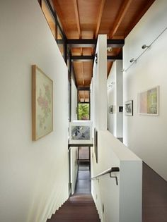 Olson Kundig Architects - Projects - Laurelhurst Residence #modern #architecture #interior #tom kundig