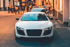 Audi R8 #photography #vintage #audi #car #r8 #vsco
