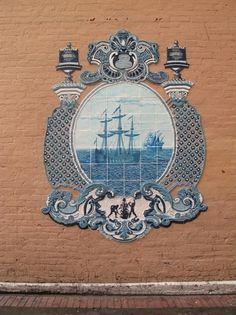 ShelleyMiller5.jpg (721×961) #miller #paste #mural #sugar #illustration #up #blue #shelley