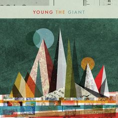 FFFFOUND! | All: Young The Giant #album #art