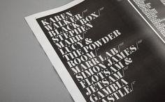 FFFFOUND! | SI Special – Brogen Averill | September Industry #type