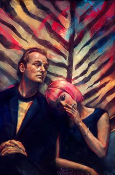 Lost in Translation by Alice X. Zhang - Home of the Alternative Movie Poster -AMP-
