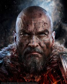 Lords of the Fallen game Illustration