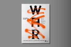 BB – posters #germany #paint #poster #europe #spray #german #typography