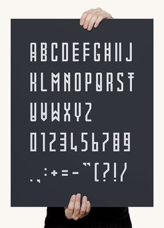 Mowai font on Behance