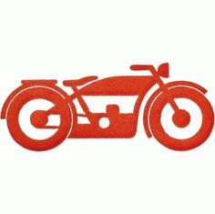 GMDH02_00061 | Gerd Arntz Web Archive #icon #motorcycle