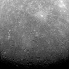 A First Look at Mercury's Surface - NYTimes.com #nasa #mercury #planet #space