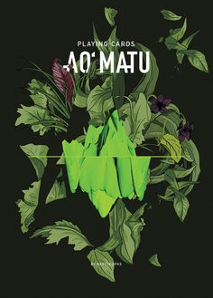 AO MATU poster by Nastya KFKS. #kfks #print #cards #graphic #playing #design #store #illustration #poster #character