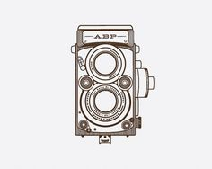 Camera #illustration #camera #abp