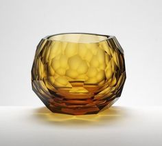 FFFFOUND! | Glacier Collection by David Wiseman « Below The Clouds #cup #glass #glacier #bowl