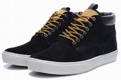 Timberland Earthkeepers Cupsole Chukka Black Mens #shoes