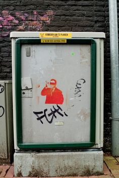 All sizes | non-poster | Flickr - Photo Sharing! #non #graffiti #street #art #poster