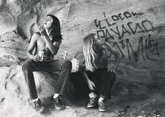 1970s VINTAGE VENICE BEACH SHOTS | EPIC SURF, SUN & SKATE RADNESS Â« The Selvedge Yard #venice #locals #kate