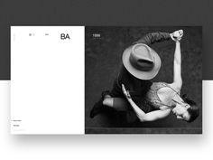 Aldo Sessa - Album 6 (concept) by Adrián Somoza