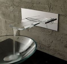 VDOMUS Single Handle Waterfall Sink Faucet #tech #gadget #ideas #gift #cool