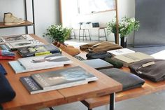 FFFFOUND! #interior #clothes #books #desk #fashion