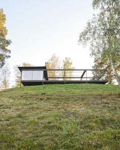 Ingarö by Arrhov Frick. © Mikael Olsson. #house