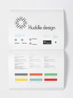 Huddle design - Projects - A Friend Of Mine