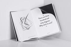 Zaha Hadid Monograph #branding #logo #identity #motherdesign #julestardy #architecture #book #blindemboss #print #spread #layout