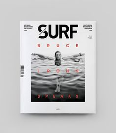 Pollen | blog #print #typography #layout #magazine #surfing