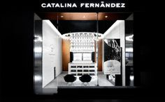 Anagrama   Catalina Fernández #anagrama #branding #chocolate #night #interiorism