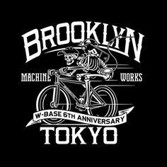 brooklyn machine works ZACH SHUTA INC. #bike
