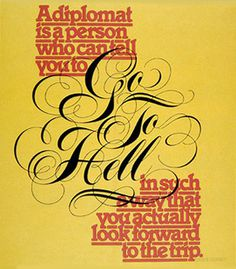 Herb Lubalin and Expressive Typography | CreativePro.com #lubalin #herb