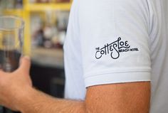 The Cottesloe Beach Hotel by Corey James #tshirt