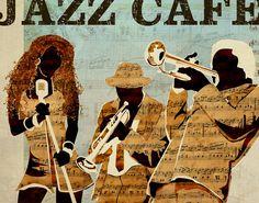 NEWS — kylemosher.com #cut #trumpet #jazz #cafe #illustration #art #collage #paper