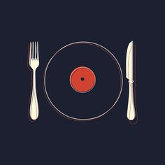 Vinyl Food by Koning