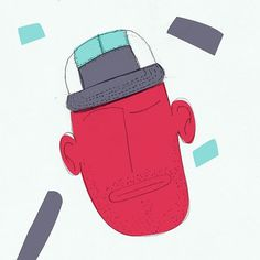 Five Panel #illustration #multiply #fivepanel #art #design #face
