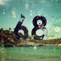 Changethethought™ #color #number #water #sky