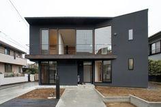 Neue Abiko by Naoi Architecture & Design #design #japanese #architecture #minimal