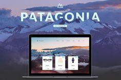 Patagonia UI Kit