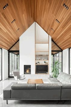Canopy House by Thellend Fortin Architects 10