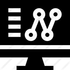 See more icon inspiration related to business and finance, analytics, stats, electronics, statistics, technology and computer on Flaticon.