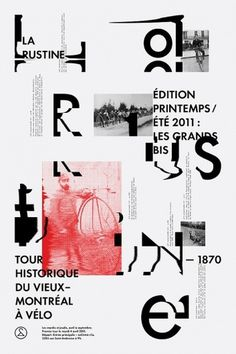 LE CINTRÉ & CO, EVENT POSTER on the Behance Network