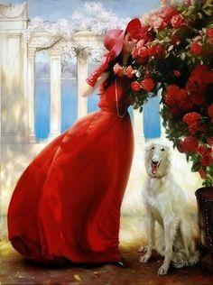 Paintings by Belichenko & Boohtiyarova   Cuded #boohtiyarova #belichenko #paintings