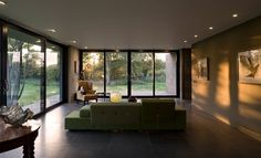 Interactive floorplan: The Wilderness, UK, by Paul + O Architects | Architecture | Wallpaper* Magazine #interior #wilderness #architects #paul+o #the #furniture #architecture #minimal