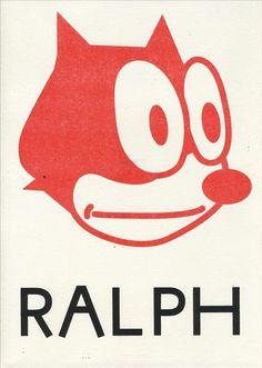 RISOTTO #ralph #felix #cat #character