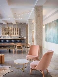 Hi-Lo Hotel Lobby Lounge, Jessica Helgerson Interior Design 1